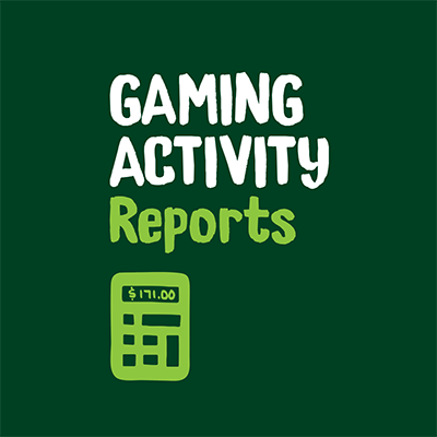 Gaming Activity Reports