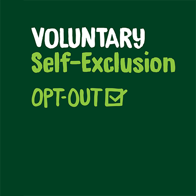 Voluntary Self-Exclusion