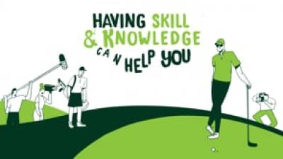 Skill vs Knowledge - Golf